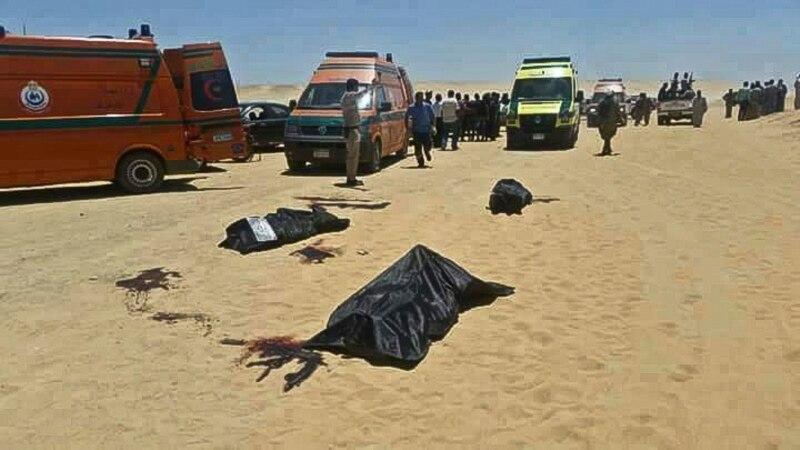 د مصر جیټ الوتکو  په لېبیا کې هواېي برېدونه کړي