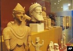 Κυπριακοί θησαυροί στο Μουσείο Smithsonian