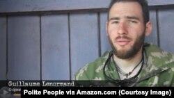 """Гійом """"Ленорман"""" Кувельє. Кадр із документальної стрічки Polite People доступної на сайті Amazon"""