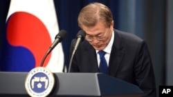 VOA Asia - A new president takes office in South Korea