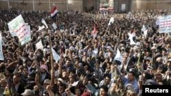 Magoya bayan 'yan Houthi