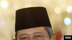 Presiden Susilo Bambang Yudhoyono dalam sebuah pidato kenegaraannya (foto: dok).