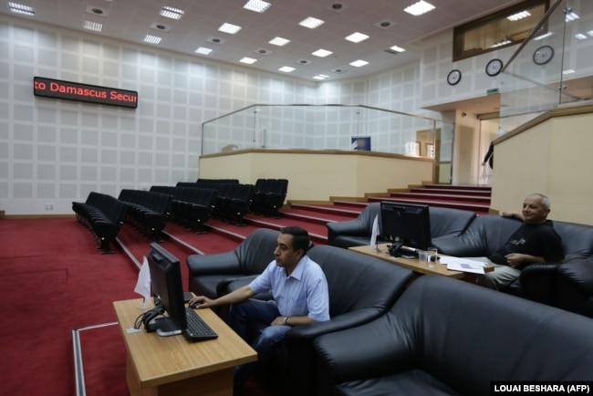 Suriye Menkul Kıymetler Borsası (2015)