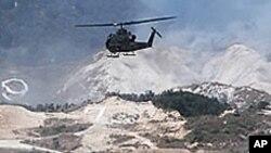미-한 연합 합동 화력훈련 (자료사진)