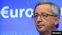 Selon Jean-Claude Juncker, ce plan d'investissement disposera d'un capital garanti de 21 milliards d'euros (Reuters)