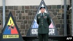 Капитан армии США Алексей Костин