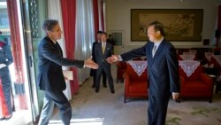 布林肯與楊潔篪通電話就香港、新疆、疫情溯源、台灣、北韓等問題交換意見