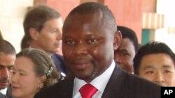 Vital Kamerhe, président de l'Union pour la Nation Congolaise