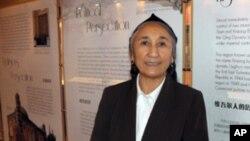 世界维吾尔代表大会主席 热比娅·卡德尔