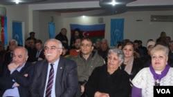 İsaxan Aşurov mükafatının təqdimatı