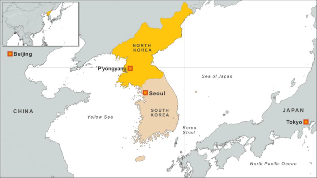 N Korea Arrests South Korean Spy In Pyongyang
