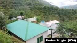 لائن آف کنڑول کے قریب زلزلے سے محفوظ سمارٹ گھر (فائل فوٹو)