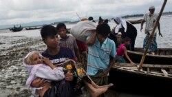 ဘဂၤလားေဒ့ရွ္ေရာက္ ႐ိုဟင္ဂ်ာအိမ္ေထာင္စုစာရင္း UNHCR စတင္ေကာက္ခံ