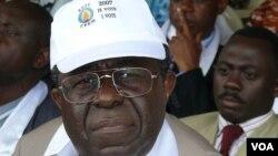 Peter Mafany Musongue, président de la commission de promotion du bilinguisme et multiculturalisme au Cameroun.