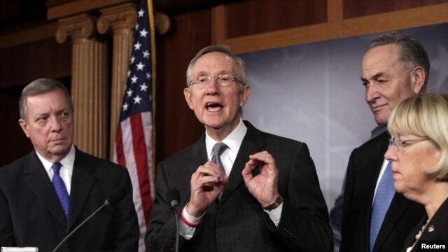 Lider demokratske većine u Senatu Heri Rid