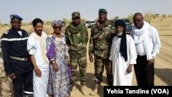 Reportage de Kassim Traore, correspondant à Bamako pour VOA Afrique
