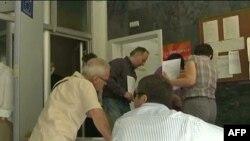 Parlamenti i Maqedonisë voton për shfuqizimin e ligjit për regjistrimin e popullsisë