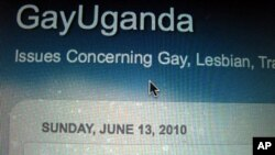 Gay Uganda is one of the most popular blogs advocating gay rights in Africa