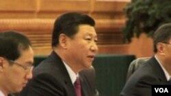 Xi Jinping, sadašnji potpredsjednik i, kako se očekuje, naredni predsjednik i partijski lider Kine