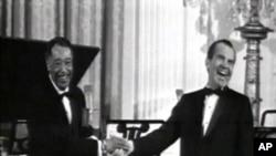 Duke Ellington i predsjednik Richard Nixon