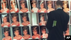 La policía británica anunció que investigará nuevamente la muerte de la princesa Diana, a 16 años de su muerte.
