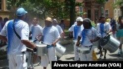 Parada de Independência de Cabo Verde, New Bedford, Estados Unidos, 2013