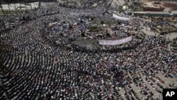 په مصر کې د حکومت ضد مظاهرو تازه حال او د نړۍ عکس العلونه