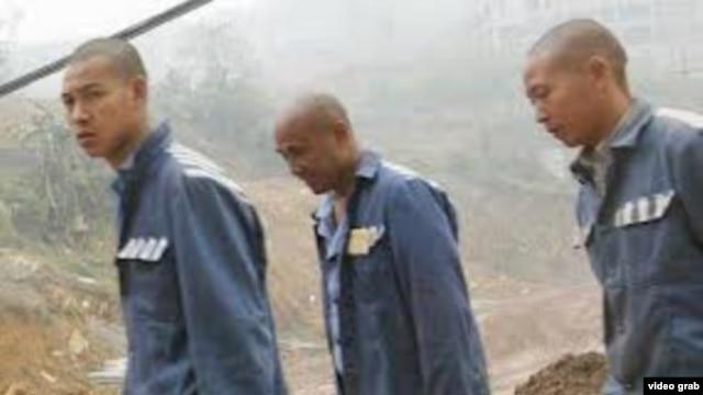 china prisons