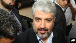 Ông Khaled Mashaal, nhà lãnh đạo nhóm Hamas
