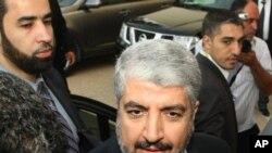 Umuyobozi w'Umurwi Hamas, Khaled Meshaal