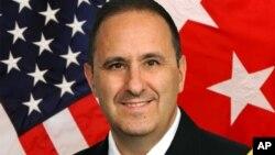 Thiếu tướng Hoa Kỳ Harold J. Greene, thiệt mạng trong vụ tấn công nội bộ ở Afghanistan, 5/814