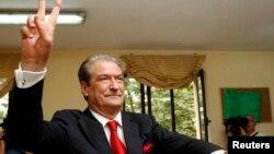 Perdana Menteri Albania Sali Berisha akhirnya mengaku kalah dalam pemilu.