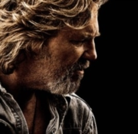 "Jeff Bridges won Best Actor for his moving portrayal of country singer Bad Blake in ""Crazy Heart""."