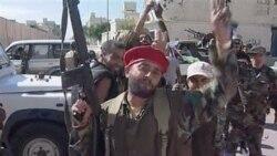 دولت جديد ليبی انقلابيون را به زندگی عادی بازمی گرداند
