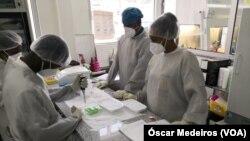 Laboratório de testes clínicos, São Tomé e Prínicipe