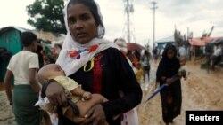 ႐ိုဟင္ဂ်ာေတြကို ဒုကၡသည္အျဖစ္ အသိအမွတ္ျပဳဖုိ႔ Bangladesh တြန္႔ဆုတ္