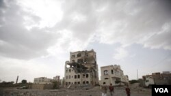 دیدبان حقوق بشر ایتلاف به رهبری سعودی را به هدف قرار دادن واحد های مسکونی غیرنظامیان متهم کرده است