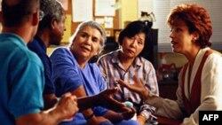Группы поддержки помогают справляться с душевными расстройствами