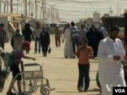 五十万叙利亚难民对约旦造成极大的影响