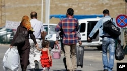 Penaberên Sûrî (Arşîv)