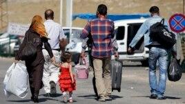 Rusia nuk mirëpret refugjatët sirianë