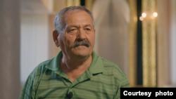 Redžo Begić, otac Samira koji je poginuo u Siriji 2014. godine. (Izvor: BIRN BiH)