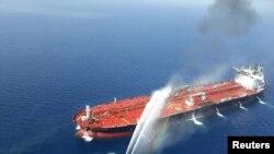 El secretario de Estado, Mike Pompeo, aseguró que la política de EE.UU. hacia Irán seguirá enfocada en los esfuerzos diplomáticos y económicos.