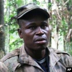 """Gabriel Nhemba """"Pirilampo"""", comandante da FLEC, morto em Março de 2011"""