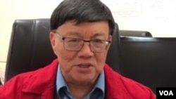 中國旅美學者、加州大學洛杉磯分校教授宋永毅教授