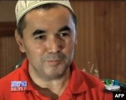 Shuhrat Toshmatov