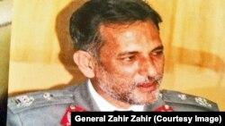 جنرال محمد ظاهر ظاهر، قوماندان امنیۀ کابل