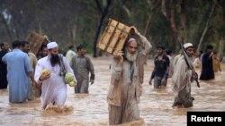 حالیہ مون سون بارشوں سے متاثرہ لوگ
