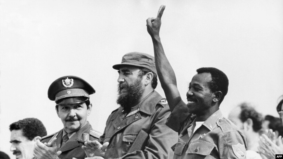 Fidel Castro role in Africa