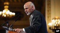 رئیس جمهور غنی سومین مقام افغان است که در کانگرس امریکا سخنرانی می کند